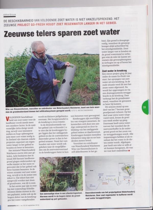 artikel boerderij 24092013